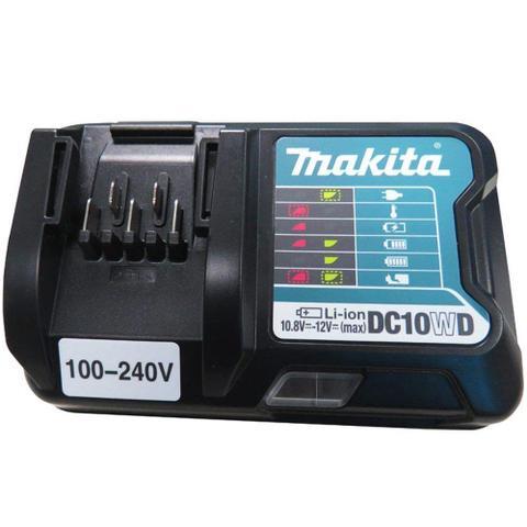 Imagem de Martelete Rotativo A Bateria - Makita Hr166dwax1
