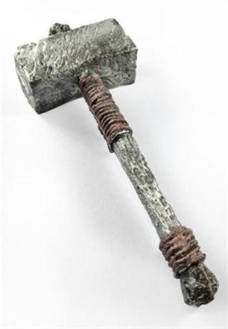 Imagem de Martelo medieval do thor