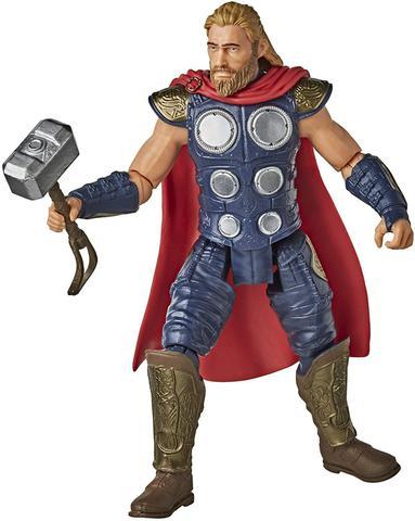Imagem de Marvel Avengers Boneco Thor Iconic 15cm - Game Verse Hasbro