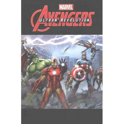 Imagem de Marvel Avengers Digest - Marvel Universe Avengers: Ultron Revolution Vol. 2