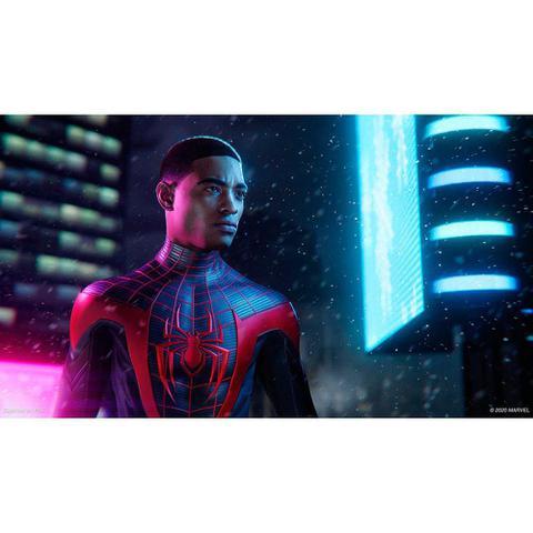 Imagem de Marvel's Spider-Man Sony PS5 Miles Morales Edition Ultimate