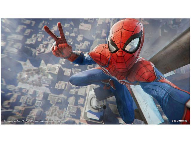 Imagem de Marvel Spider-Man para PS4