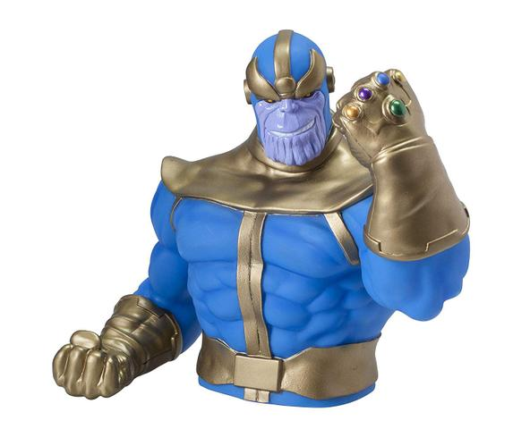 Imagem de Marvel Thanos  Action Figure Cofre Busto
