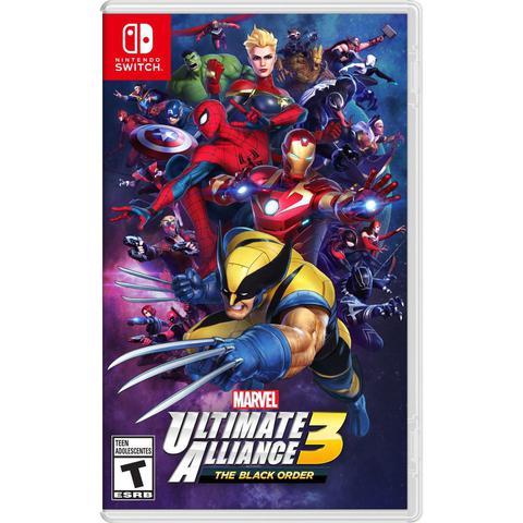 Imagem de Marvel Ultimate Alliance 3: The Black Order - Switch