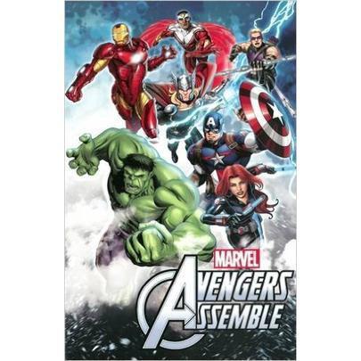 Imagem de Marvel Universe All-New Avengers Assemble Vol. 4 Digest