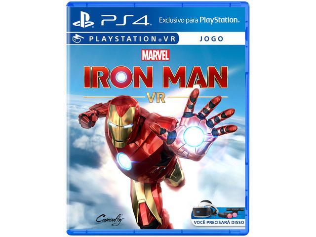 Jogo Iron Man - Playstation 4 - Sega