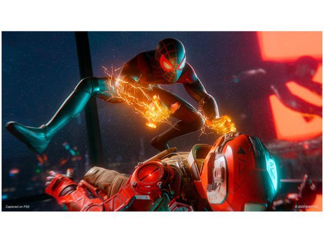 Imagem de Marvels Spider-Man Miles Morales para PS4