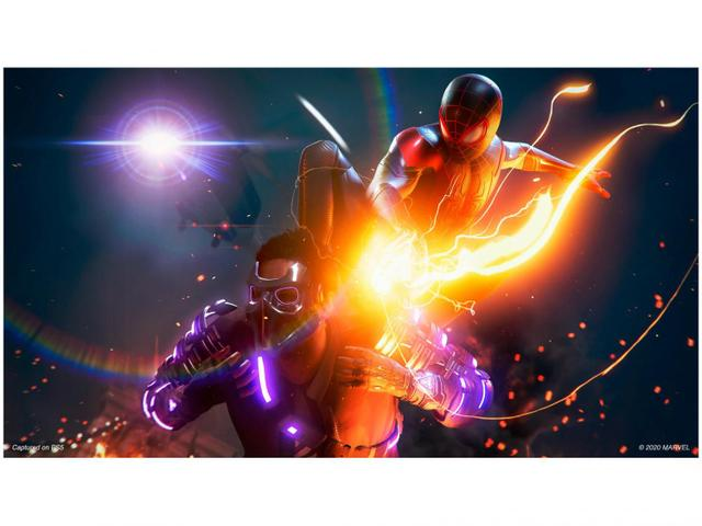 Imagem de Marvels Spider-Man Miles Morales para PS5