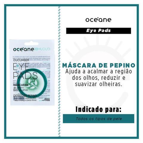 Imagem de Máscara de Pepino para os Olhos Océane - Cucumber Eye Pads