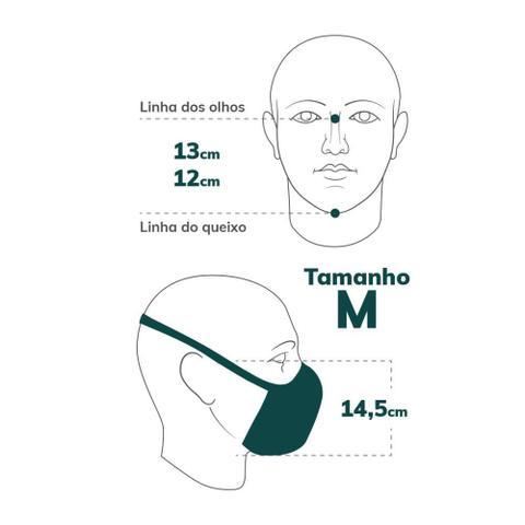 Imagem de Máscara de Proteção Esportiva Fiber E96 Corridaria