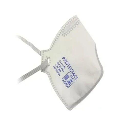 Imagem de Máscara de Proteção Respiratória PFF2 ProtecFace - Unidade - Pro-Tech