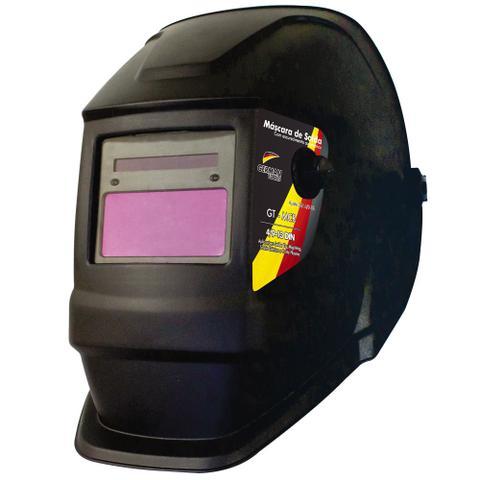 Imagem de Mascara De Solda Eletronica Com Regulagem Gt-Mcr - 99464 - German Tolls