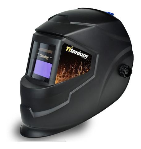 Imagem de Mascara de solda escurecimento automatica s/reg ton 11 titanium j200