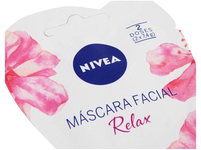 Imagem de Máscara Facial Nivea Relax