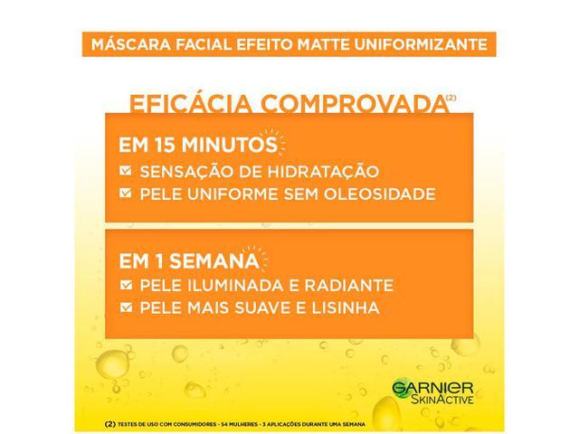 Imagem de Máscara Facial Vitamina C Garnier Skin