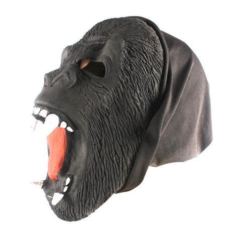 Imagem de Máscara Látex Halloween Gorila
