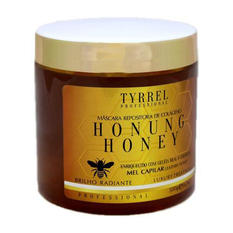 Imagem de Máscara Mel Capilar Honung Honey Tyrrel Professional 500g