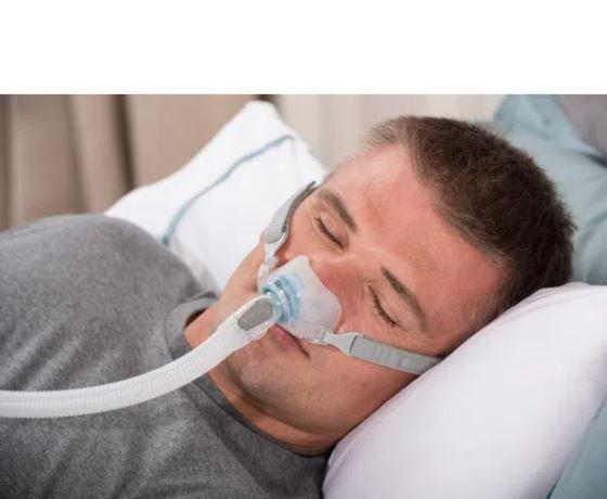 Imagem de Máscara para cpap bipap nasal brevida (tam.único) - fisher & paykel