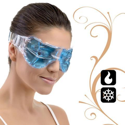 Imagem de Máscara Térmica de Gel p/ Olhos Fechada Termogel