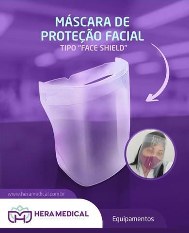 Imagem de Máscaras De Proteção Facial 5 Unidades Viseira Proteção Transparente