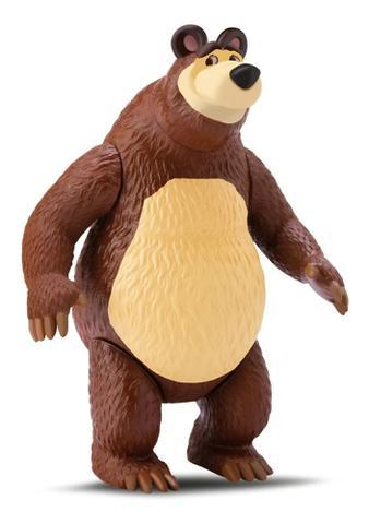 Imagem de Masha e o Urso bonecos de vinil Divertoys Licenciado