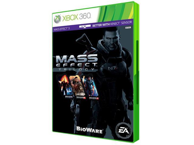 Imagem de Mass Effect Trilogy para Xbox 360