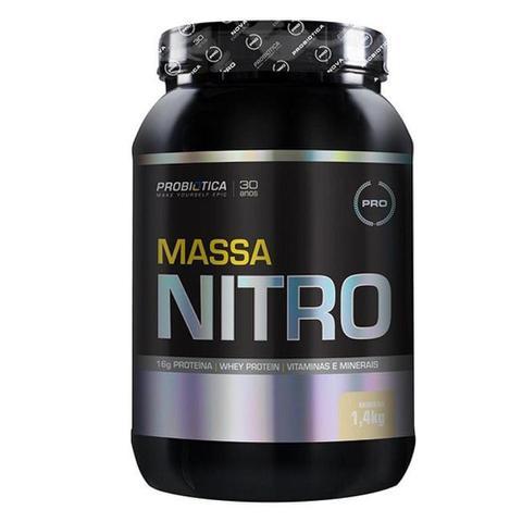 Imagem de Massa Nitro 1,4kg - Probiótica