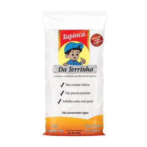 Imagem de Massa para Tapioca Da Terrinha 1kg