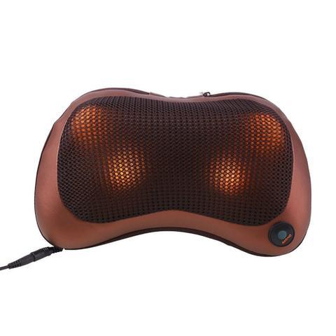Imagem de Massageador Eletrico Infravermelho Casa E Veicular Para Pes Pescoço E Lombar