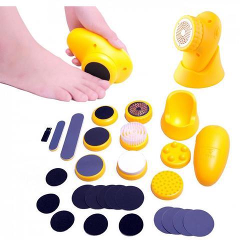 Imagem de Massageador Esfoliador Feet Care Ana Hickmann - Relaxmedic RM-PE835C