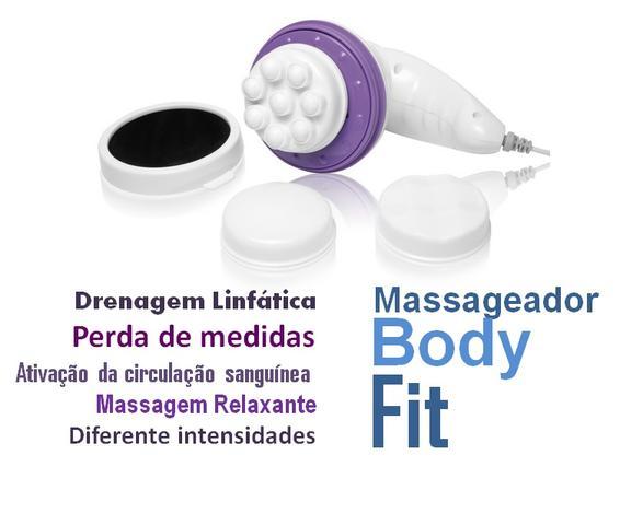Imagem de Massageador para drenagem linfática, perder medidas e relaxar