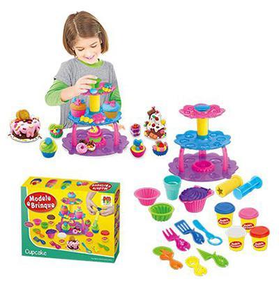 Imagem de Massinha de modelar máquina de sorvete modele e brinque