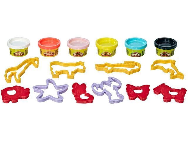 Imagem de Massinha Play Doh Animais Hasbro