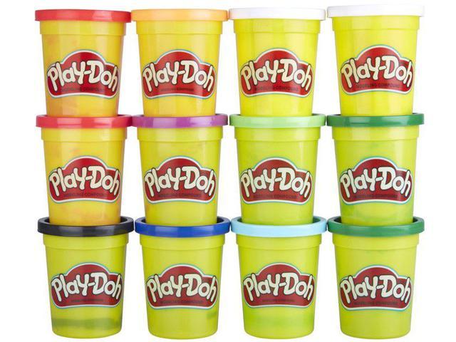 Imagem de Massinha Play-Doh Cores de Inverno Hasbro