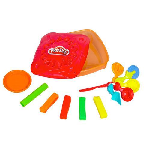 ac0a5e818b Massinha Play-Doh - Kit Comidinha - Pizza - Hasbro - Massinha ...