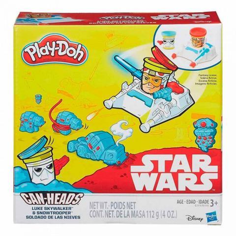 Imagem de Massinha Play Doh Luke Trooper Star Wars Hasbro B0595, B2918