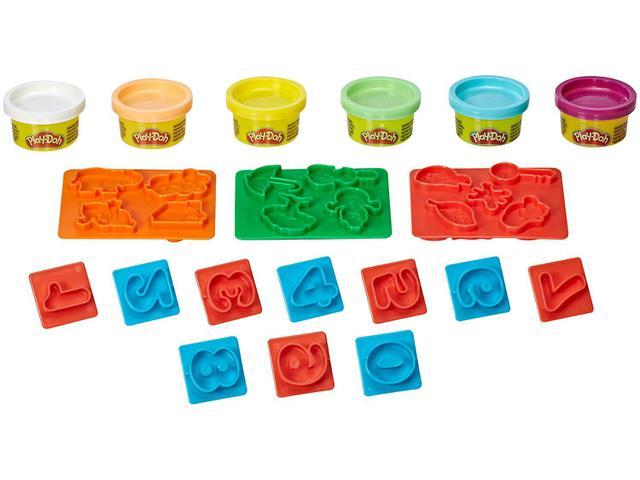 Imagem de Massinha Play Doh Números Hasbro