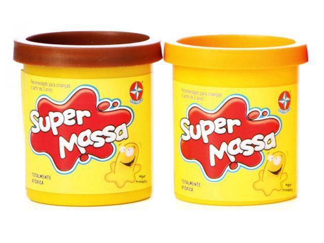 Imagem de Massinha Super Massa Kit Cores