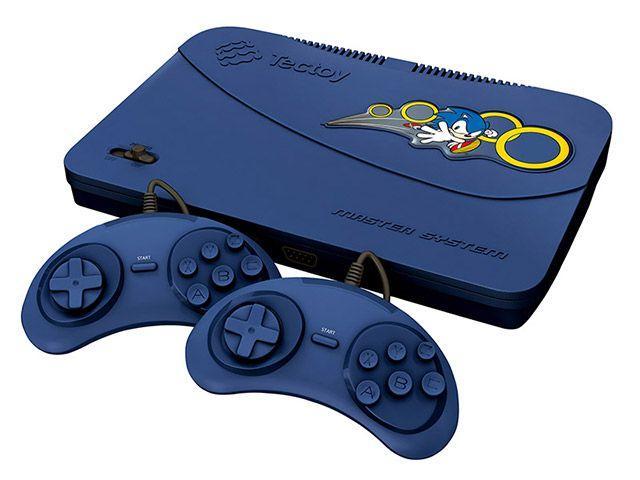 Imagem de Master System Evolution com 132 Jogos