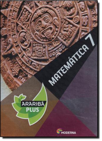 Imagem de Matemática - Coleção Projeto Araribá Plus - 7º Ano