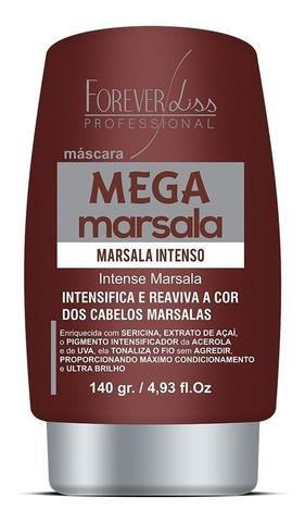 Imagem de Matizador Mega Marsala Intenso Forever Liss 140g