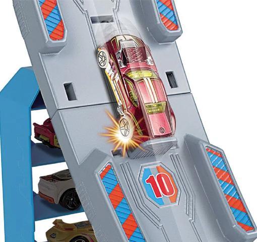 Imagem de Mattel hw hot wheels pista de campeonato gbf81d - campeonato para o topo gbf83