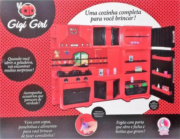 Imagem de Max Cozinha Infantil Gigi Girl- Lua de Crista