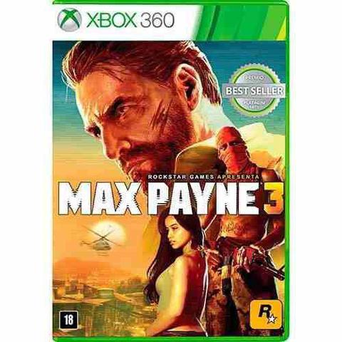 Imagem de Max Payne 3 Xbox 360