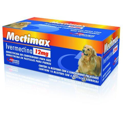 Imagem de Mectimax 12 mg - 4 Comprimidos