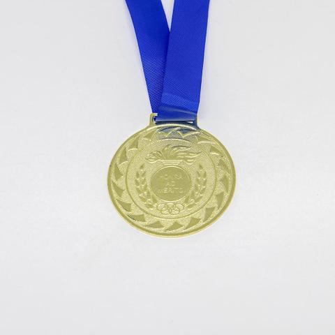 Imagem de Medalha Honra ao Mérito Ouro com Fita 30mm Zona Livre