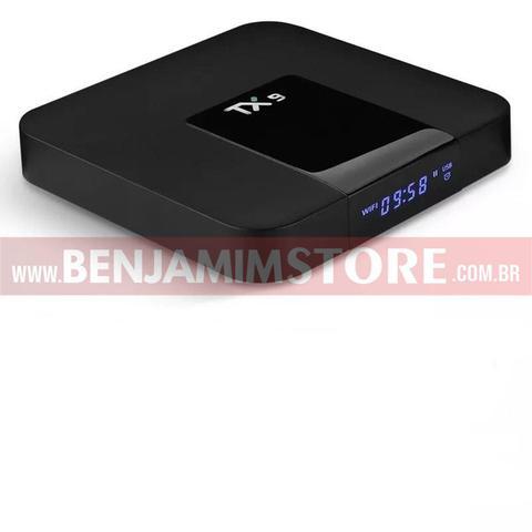 Imagem de Media Streaming TX9 2 Gb de Ram 16 Gb de Room + Teclado Led
