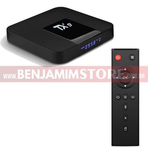Imagem de Media Streaming TX9 2 Gb de Ram 16 Gb de Room