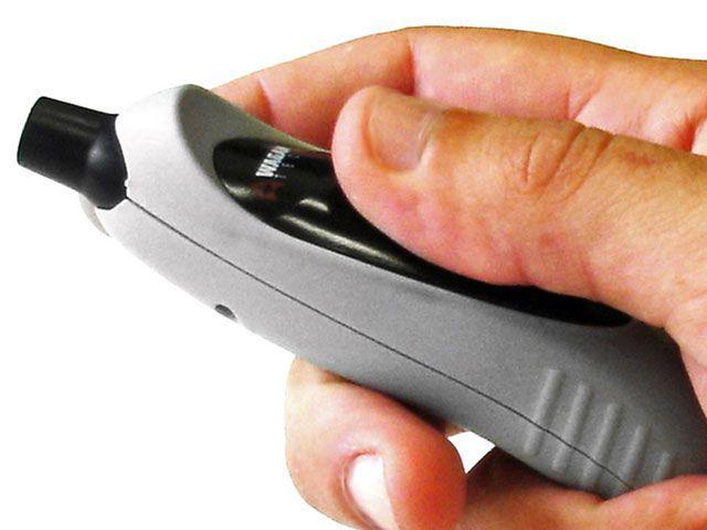 Imagem de Medidor de Pressão para Pneus Digital