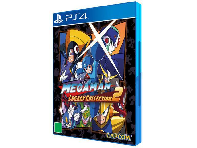 Imagem de Mega Man Legacy Collection 2 para PS4